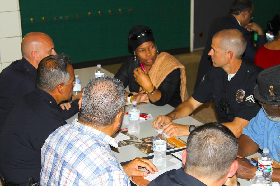 LAPD n Muslims